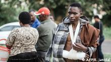 Südafrika fremdenfeindliche Angriffe auf Migranten