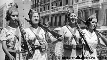 Frauen im Spanischen Bürgerkrieg