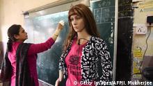 Indien Moderne Bildungstechnologie