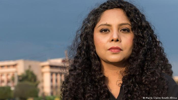 Rana Ayyub (Marie Claire South Africa)
