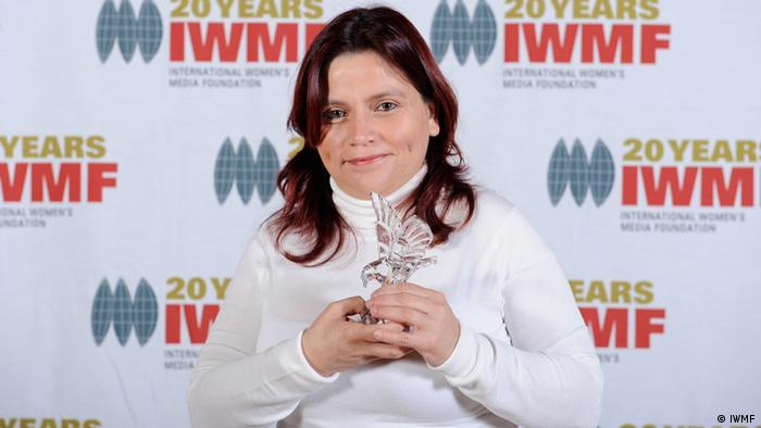 Claudia Julieta Duque (IWMF)