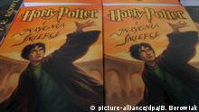 'Harry Potter and the Deathly Hallows' auf polnisch