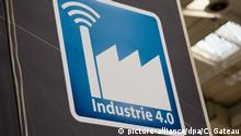 Hannover Industriemesse 2019 Aufbau