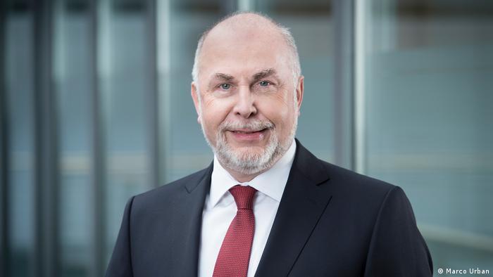 Ulrich Silberbach, Stellvertretender Vorsitzender des DW-Verwaltungsrats