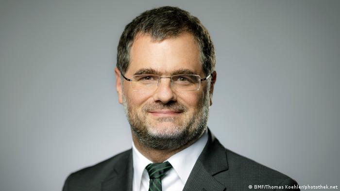 Wolfgang Schmidt, Mitglied des DW-Verwaltungsrats