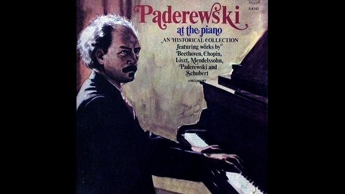 Игнаций Ян Падеревский