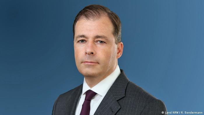 Mark Speich, Mitglied des DW-Verwaltungsrats