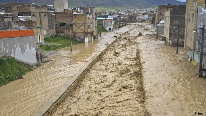 Überschwemmung in Iran (Irna )
