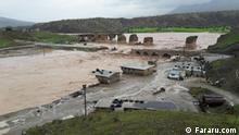 Iran Überschwemmung