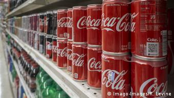 У Будапешті нарікають, що угорцям продають не таку смачну Coca-Cola