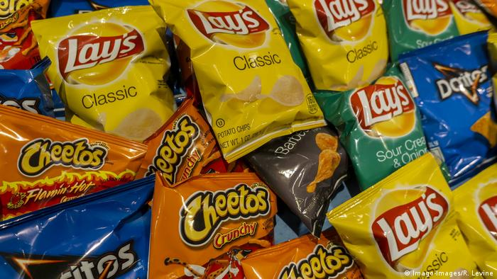Tasty Frito Lay Snacks (Imago-Images/R. Levine)