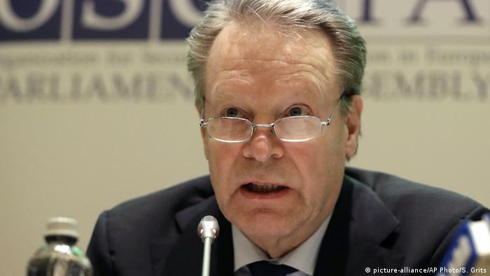 UKraine Präsidentschaftswahl 2019 | Iikka Kanerva, OSZE