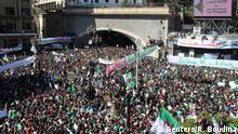 Algerien Protest gegen Präsident Abdelaziz Bouteflika in Algiers