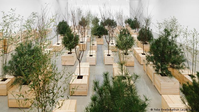 Ausstellung YOKO ONO. PEACE is POWER im MdbK