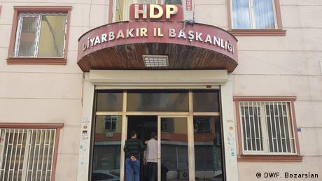 Τουρκία: Θα απαγορευθεί το φιλοκουρδικό HDP;
