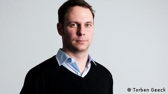 Max Brändle, Geschäftsführer Friedrich-Ebert-Stiftung