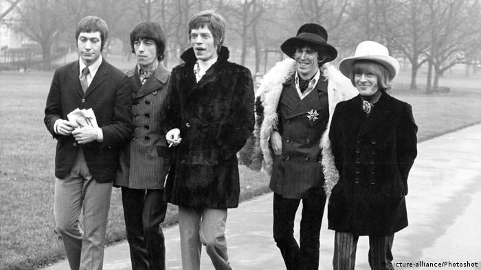 Morre Charlie Watts, baterista dos Rolling Stones   Cultura europeia, dos  clássicos da arte a novas tendências   DW   24.08.2021