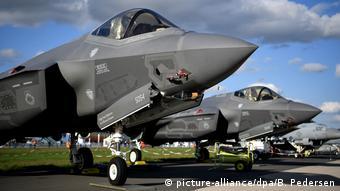 ABD üretimi F-35 savaş uçakları