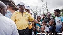 Südafrika Wahlkampf ANC Cyril Ramaphosa