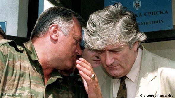 Flash-Galerie Karadzic und Mladic - Schlüsselfiguren für Srebrenica Bosnien