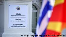 Griechenland Nord-Mazedonien Regierungskonsultationen in Skopje