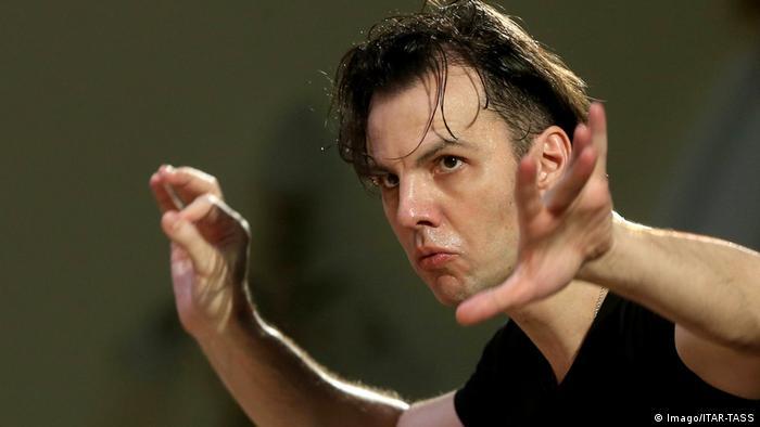 Teodor Currentzis Dirigent (Imago/ITAR-TASS)