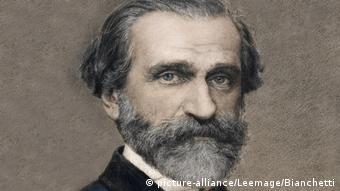 Ο συνθέτης Τζουζέπε Βέρντι (1813-1901)