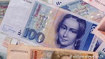Novčanice njemačkih maraka