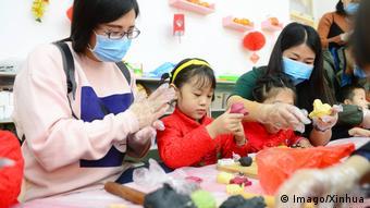 China Hebei Provinz Kindergarten
