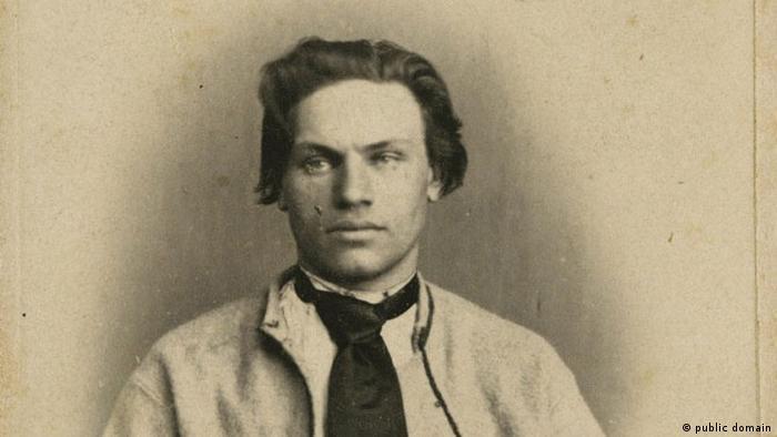 Кастусь Калиновский, лидер восстания 1863-1864 годов, проходившего на территории нынешней Беларуси