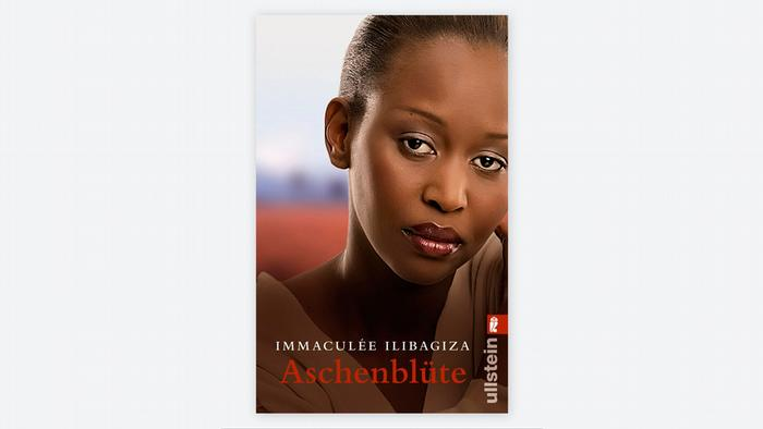 Cover of the German version of Immaculée Ilibagiza's book Aschenblüte