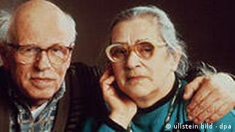Andrej Sacharow und Jelena Bonner (Foto: ullstein-bild/dpa)