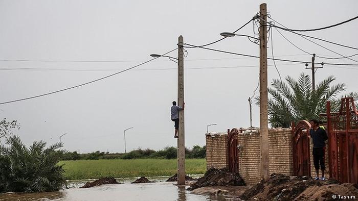 Iran - Überschwemmung (Tasnim)