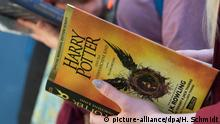 Leipziger Buchmesse Harry Potter Buch