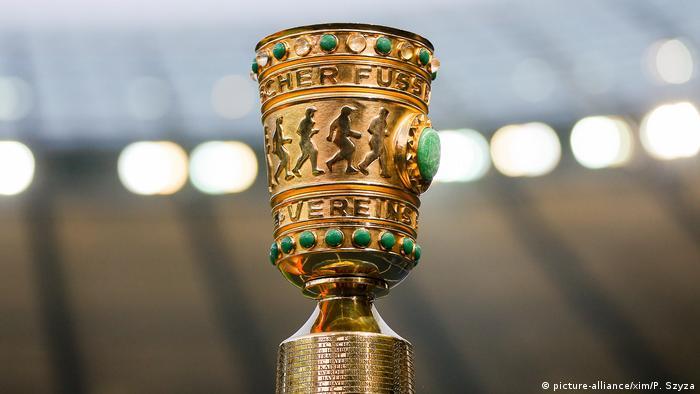 Dfb Pokal Alle Ergebnisse Und Spielrunden Sport Dw