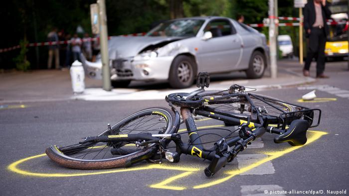 Минулого року в Німеччині в ДТП загинули 445 велосипедистів