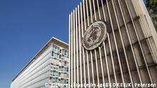 Schweiz Genf WHO-Zentrale