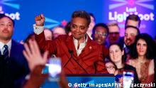 USA Chicago Lori Lightfoot