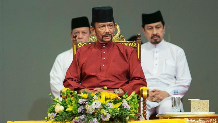 Brunei Sultanı Hassanal Bolkiah