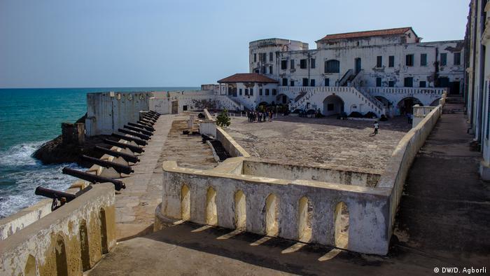Burg Capecoast (DW/D. Agborli)