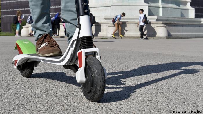Bildergalerie Elektromobilität E-Scooter