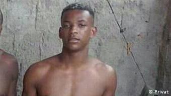 Brasilien Fabrício dos Santos hingerichtet