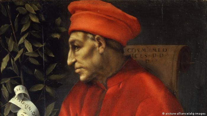 Cosimo de Medici (picture-alliance/akg-images)