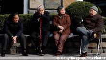 China Senioren