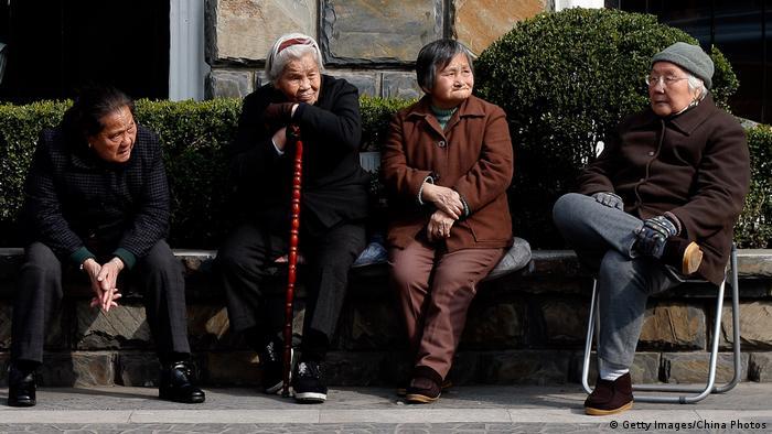 China Senioren (Getty Images/China Photos)