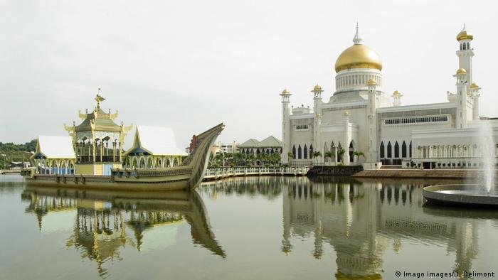 Brunei Darussalam Omar Ali Saifuddin Moschee