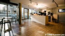 die Oslo Coffee Bar von innen Norwegen Bilder für das Euromaxx-Projekt Planet Berlin © Lena Ganssmann