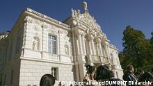 Bildergalerie: Schloss Linderhof erwacht (picture-alliance/DUMONT Bildarchiv)
