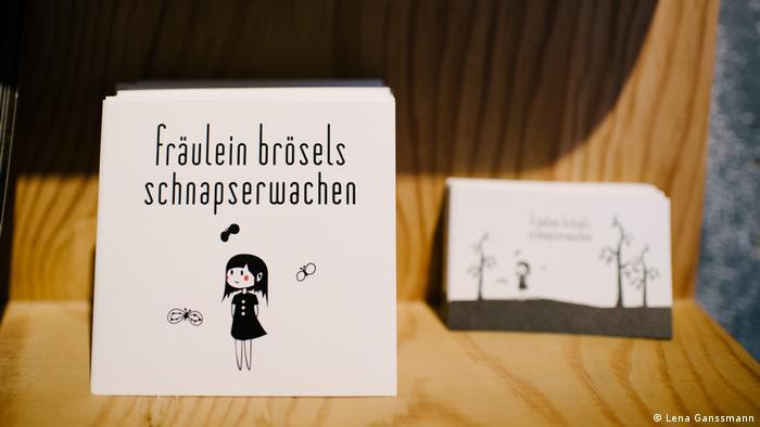 Logo from Fräulein Brösels Schnapserwachen (Foto: Lena Ganssmann)