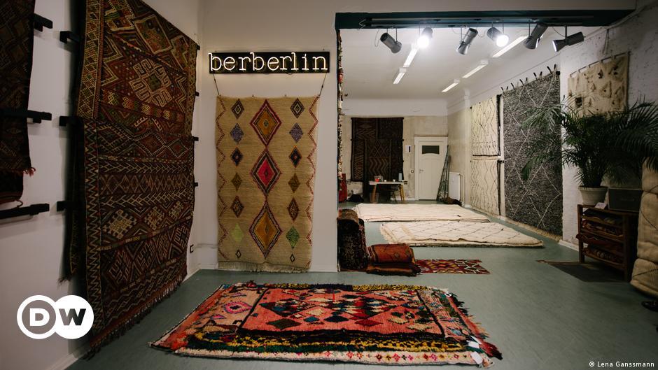 Tunisia Berberlin Carpets Planet